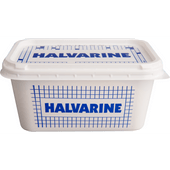 Ruitjes Halvarine