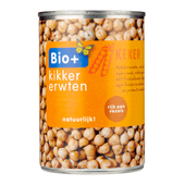Bio+ Kikkererwten