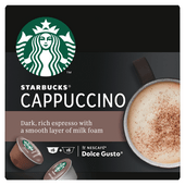 Starbucks Koffiecups dolce gusto cappuccino
