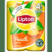 Lipton Black still peach