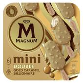 Ola Magnum mini double gold caramel billionair