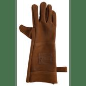 BBQ handschoen bruin