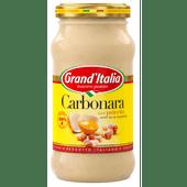 Grand'Italia Pastasaus carbonara