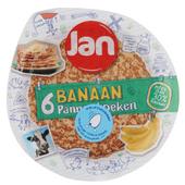 Jan pannenkoeken banaan