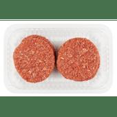 DekaVers BBQ runderhamburger 4 stuks