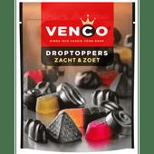 Venco Droptoppers zacht-zoet