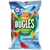 Lay's Bugles nacho cheese ek