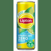Lipton Ice tea sparkling zero