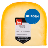 Pure Ambacht Belegen kaas stuk 48+