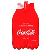 Coca-Cola Regular 4x1.5 l