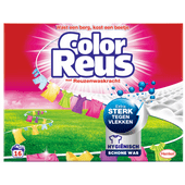 Color Reus Poeder wasmiddel 16 wasbeurten