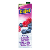 CoolBest Bubbling blueberry raspberry