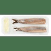 1 de Beste Hollandse Nieuwe haring met ui 2 stuks