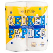 Paper Keukenpapier maxi 96 vel 2 laags