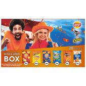 Lay's Cheetos doritos feestbox
