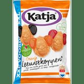 Katja Oranje leeuwekoppen xxl