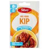 Silvo Mix voor kip zonder toegevoegd zout