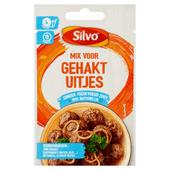Silvo Kruidenmix gehakt uitjes zonder toegevoegd zout