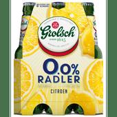 Grolsch Radler citroen 0.0%