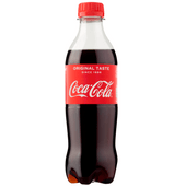 Coca-Cola Regular gekoeld