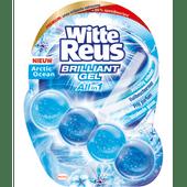 Witte Reus Toiletblok brilliant gel all in 1 ocean