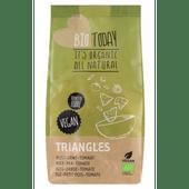 BioToday Triangles rice-pea-tomato