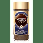 Nescafé Gold oploskoffie decaf