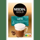 Nescafé Oploskoffie latte macchiato 8 koppen
