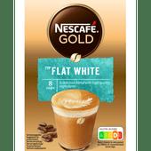 Nescafé Oploskoffie gold white 8 stuks