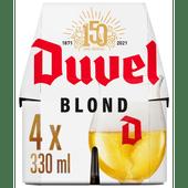 Duvel Zwaar blond