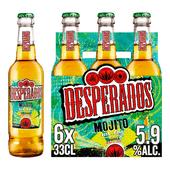 Desperados Tequila-mojito bier