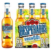 Desperados Virgin bier 0.0