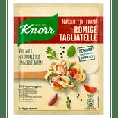 Knorr Kruidenmix natuurlijk romige tagliatelle
