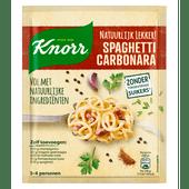Knorr Kruidenmix natuurlijk spaghetti carbonara