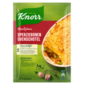 Knorr Ovenschotel sperziebonen