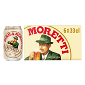 Birra Moretti Pilsener