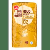 1 de Beste Filterkoffie goud