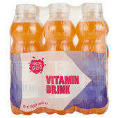 Tasting Good Vitaminwater mango-guave