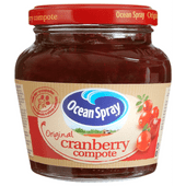 Ocean Spray Cranberry compote