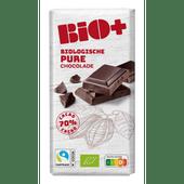 Bio+ Chocoladereep puur 70% cacao