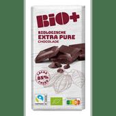 Bio+ Chocoladereep extra puur 85% cacao