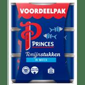 Princes Tonijnstukken in water 3 stuks