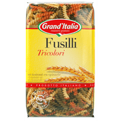 Grand'Italia Fusilli tricolore