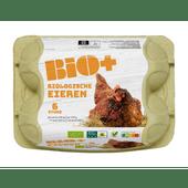 Bio+ Biologische eieren s/m/l