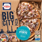 Wagner Big city pizza Tokyo