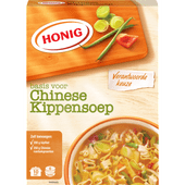 Honig Chinese kippensoep