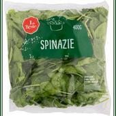 1 de Beste Spinazie gewassen