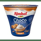 Almhof Choco met slagroom karamel