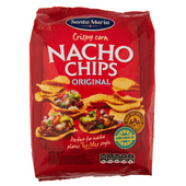 Santa Maria Tortilla chips nachos