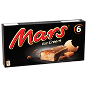Mars Icecream 6 stuks